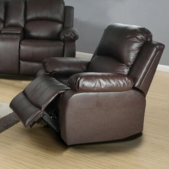 Lucius Manual Recliner by Beverly Fine Furniture