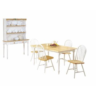 Aptos 5 Piece Dining Set By August Grove