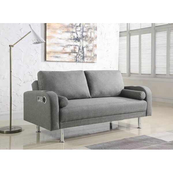 Brogdon Convertible Sofa by Orren Ellis