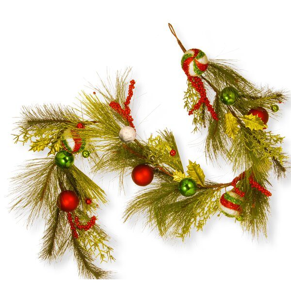 Christmas Ball Garland by National Tree Co.
