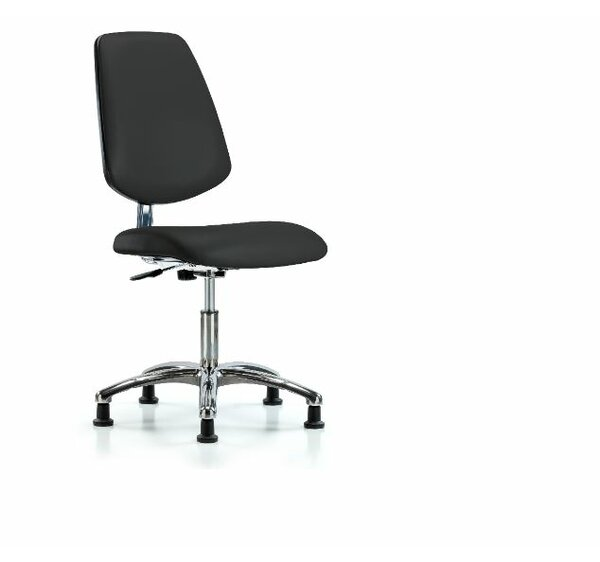 Lia Desk Height Ergonomic Office Chair by Symple Stuff