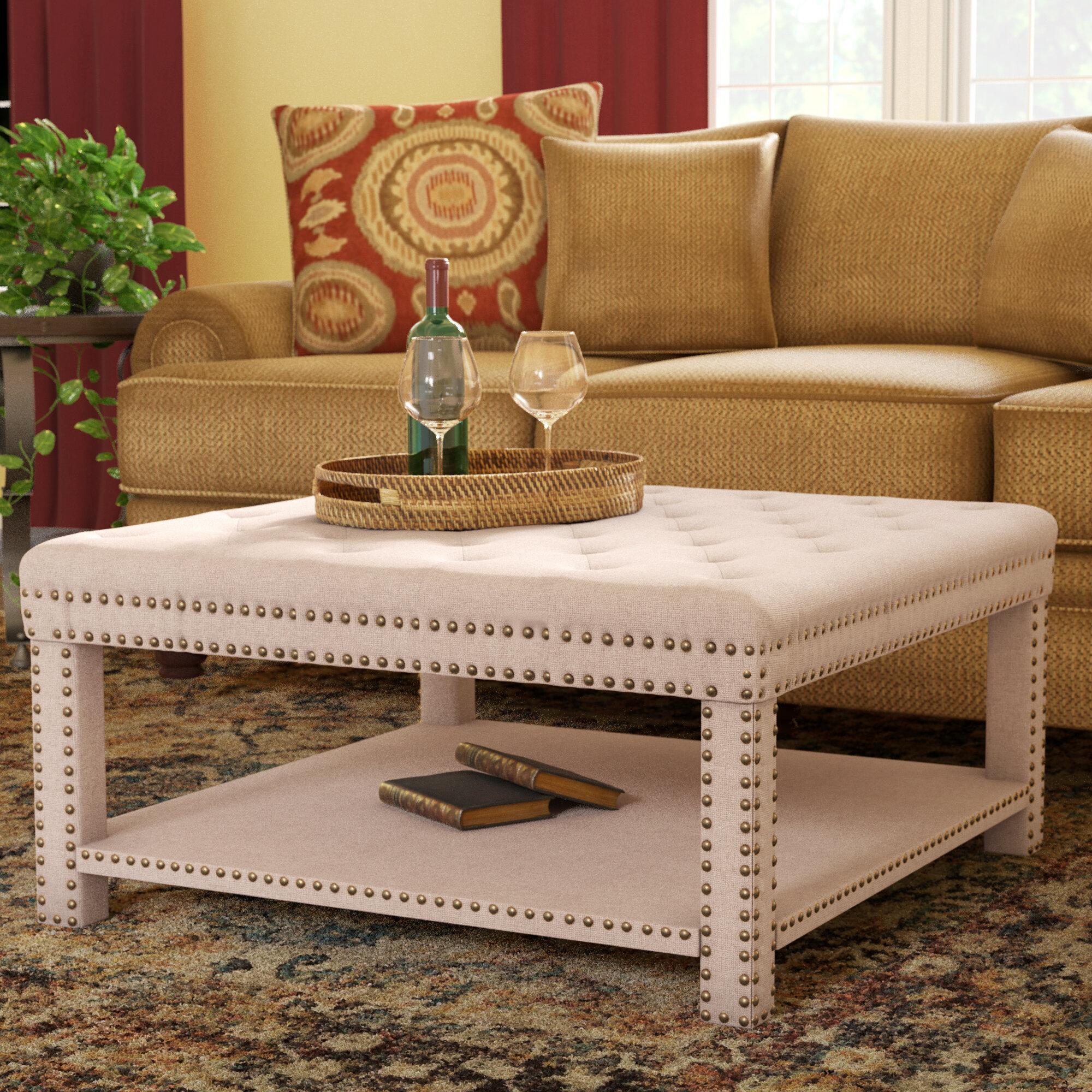 Charlton Home Selena Coffee Table With