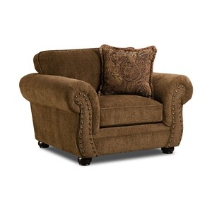 Stuart Upholstery Armchair by Simmons Upholstery