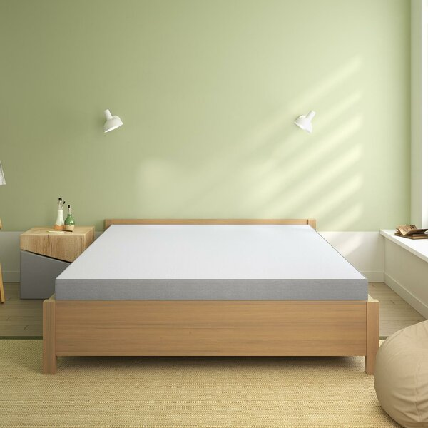 7 Medium Memory Foam Mattress by Alwyn Home