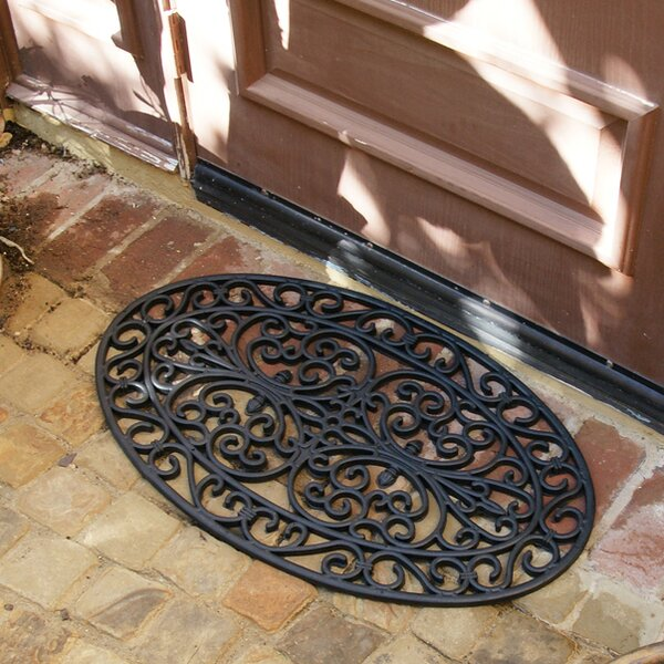 Verona Doormat by Rubber-Cal, Inc.