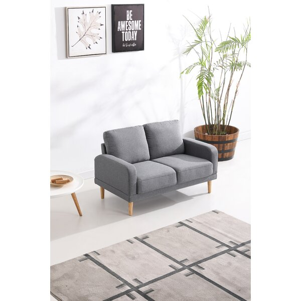 Mahn Loveseat by Ebern Designs