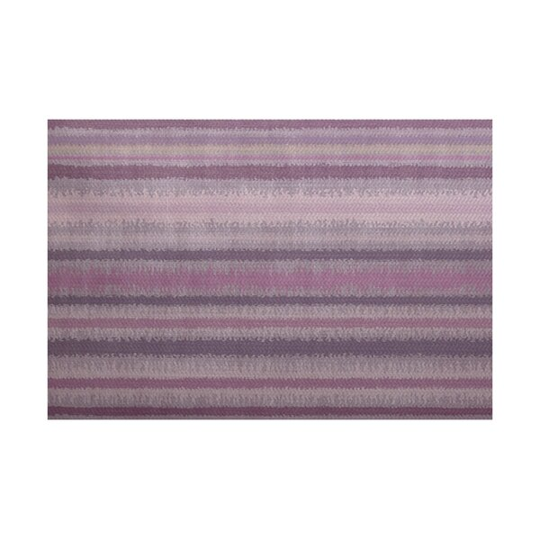 Dorazio Purple Indoor/Outdoor Area Rug by Ivy Bronx