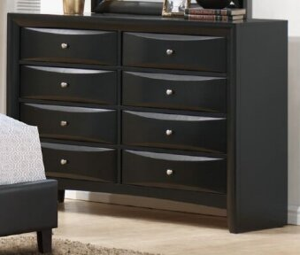 Teemo 8 Drawer Double Dresser by A&J Homes Studio