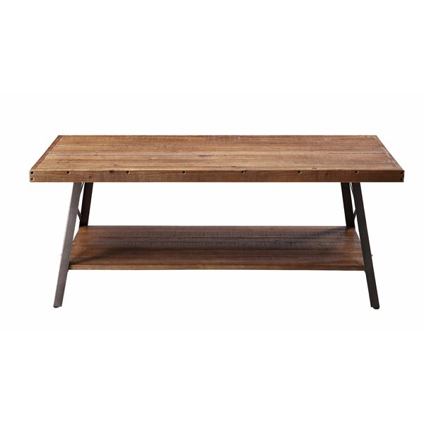 Sybilla Coffee Table With Storage By Williston Forge