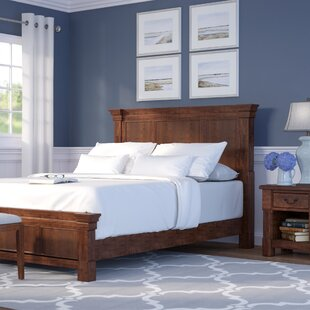 Cargile Panel 2 Piece Bedroom Set