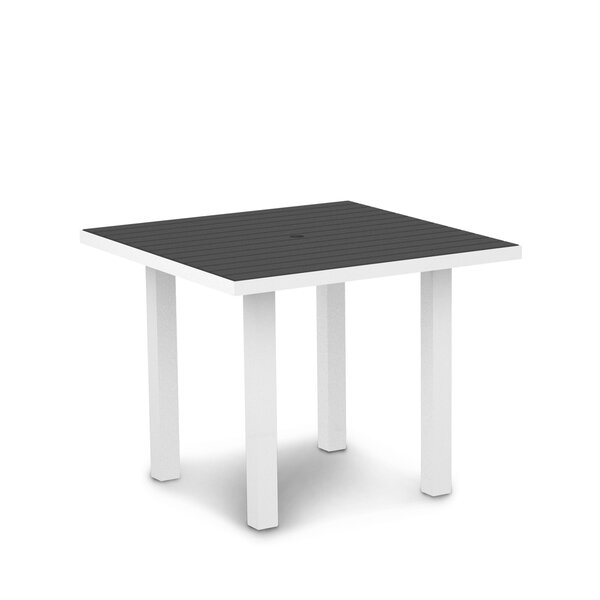 Euro Dining Table by Mercury Row
