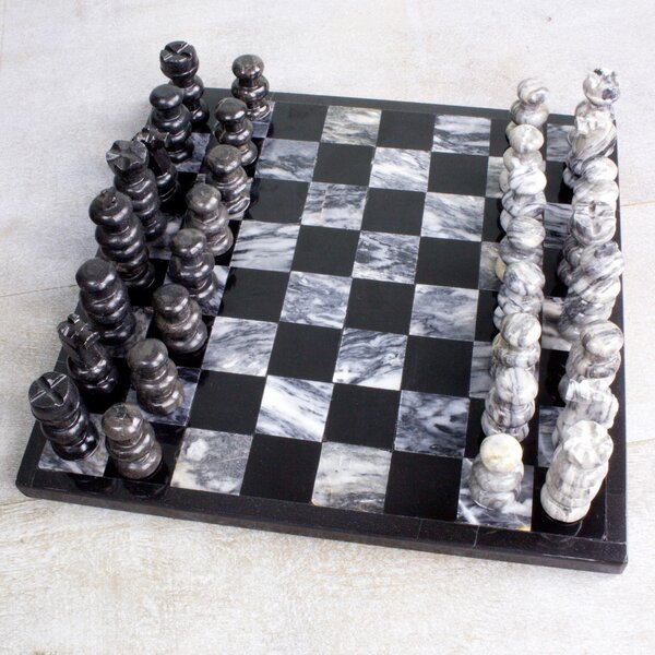 Chess Set by Novica
