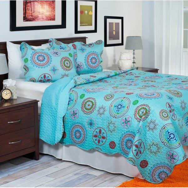 Audrey Quilt Set by Plymouth Home