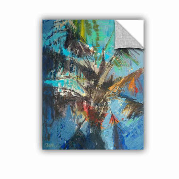Flagler Sunday Painting Print by Bay Isle Home