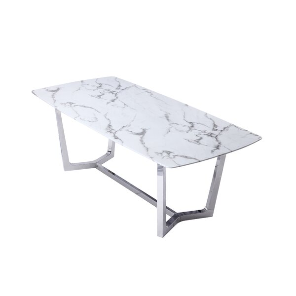 Jacklyn Dining Table by Mercer41
