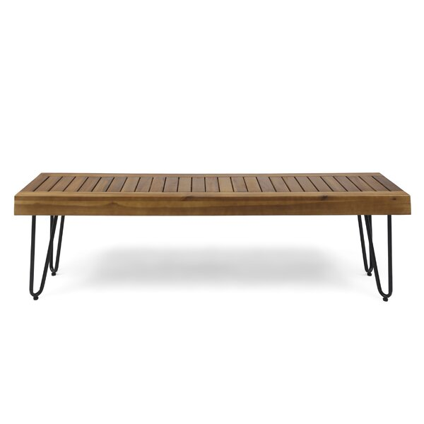 Outdoor Picnic Bench by Union Rustic