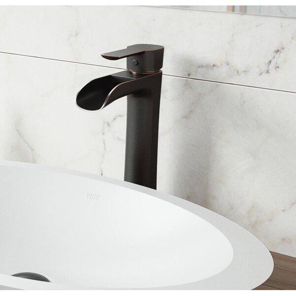 Niko Single Hole Bathroom Faucet By Vigo.