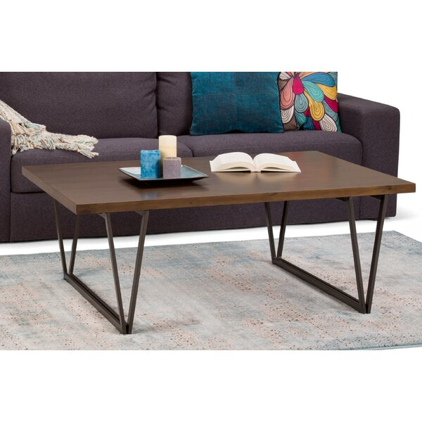 Sturgis Coffee Table by Williston Forge