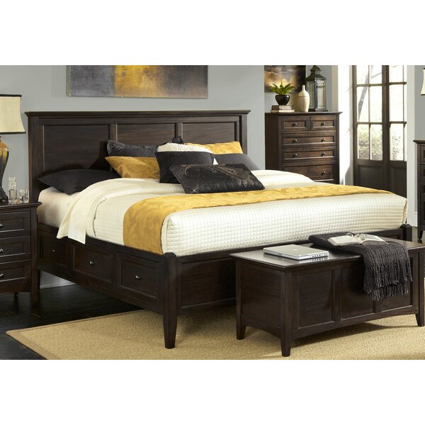 Barstow Platform Configurable Bedroom Set by Darby Home Co