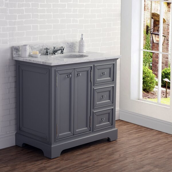 Hammondale 36'' Single Bathroom Vanity Set by Canora Grey