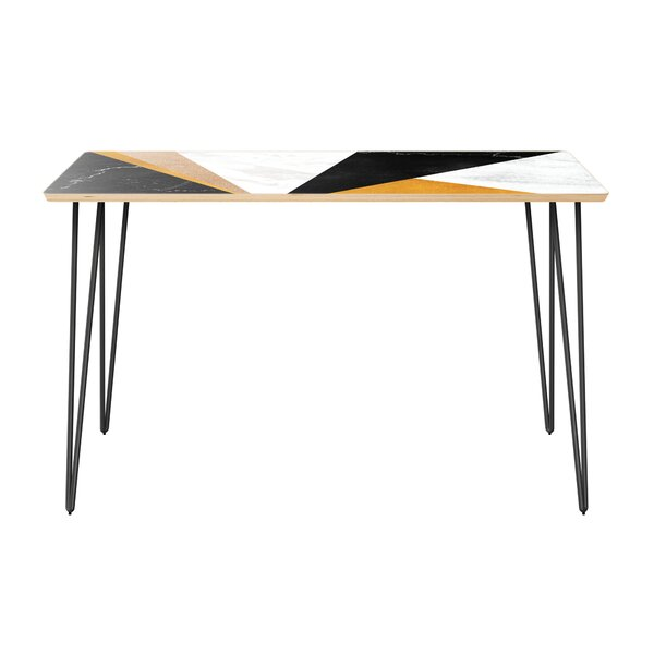 Hagaman Dining Table by Wrought Studio