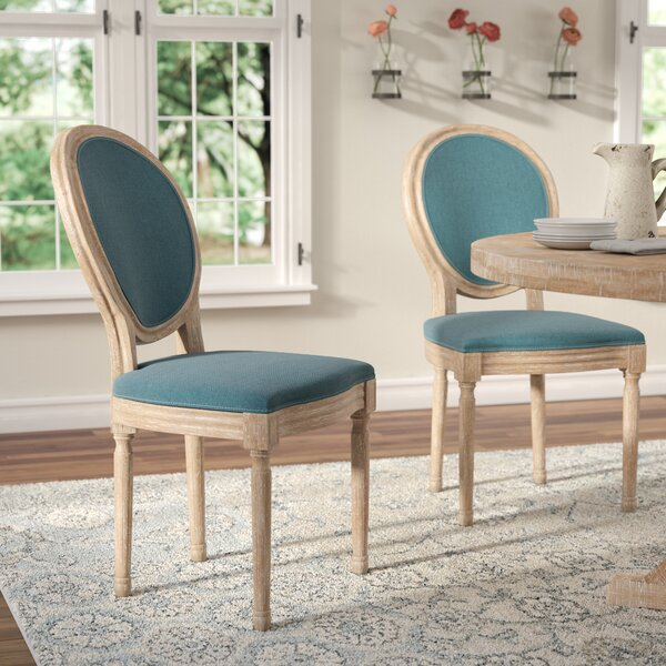 #2 Bluffton Side Chair (Set Of 2) By Lark Manor Savings