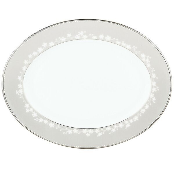 Bellina Bone China Platter by Lenox