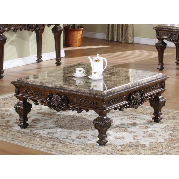 Dollins Coffee Table by Astoria Grand Astoria Grand