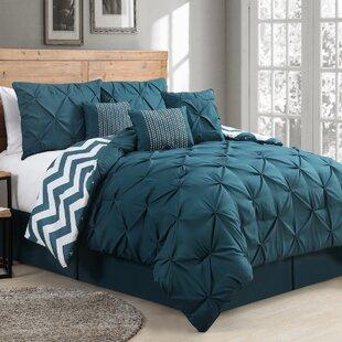 Germain Reversible Comforter Set