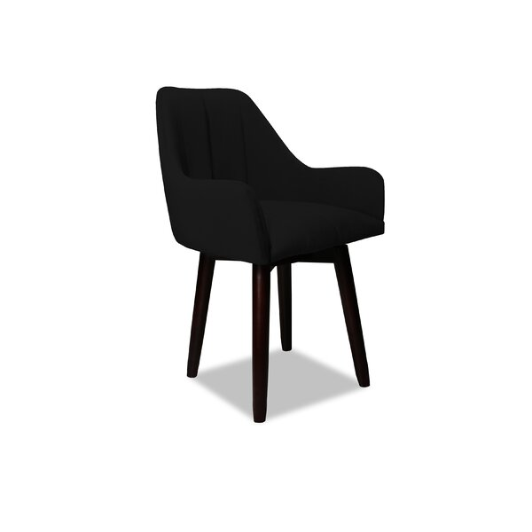 Landreneau Upholstered Dining Chair by Wrought Studio
