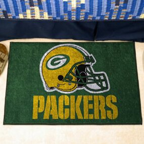 NFL - Green Bay Packers Doormat by FANMATS