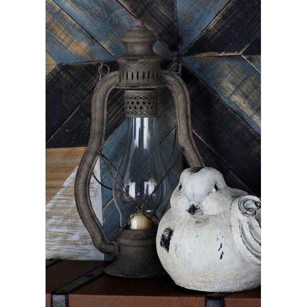 Metal Lantern (Set of 2) by Cole & Grey
