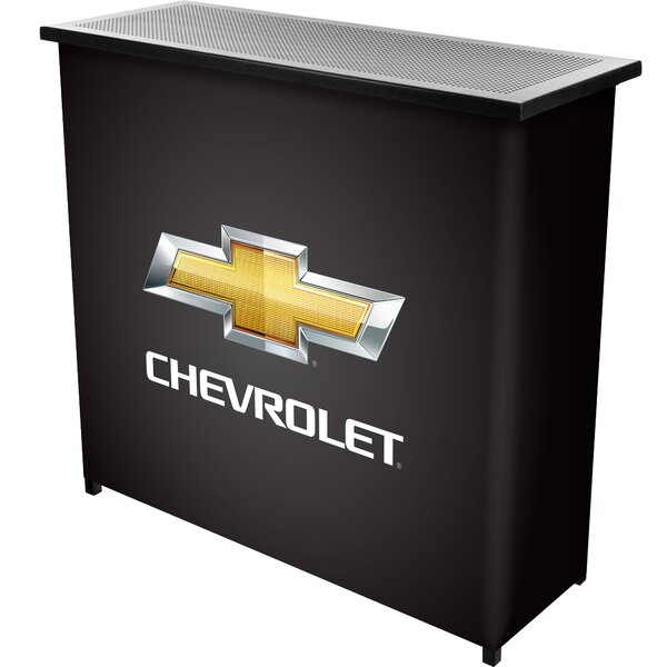 Chevrolet Portable Home Bar by Trademark Global