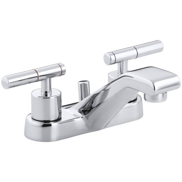 Taboret Centerset Bathroom Sink Faucet by Kohler