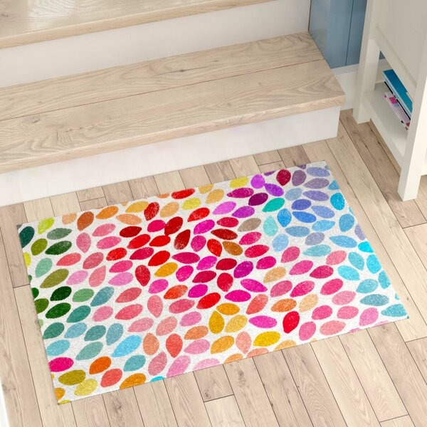 Rain 6 Area Rug by East Urban Home