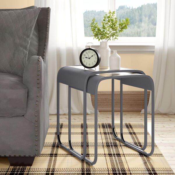 Pomona 2 Piece Nesting Tables By Wrought Studio™