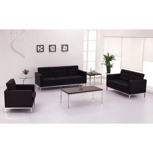 Brennen Leather Sofas by Latitude Run