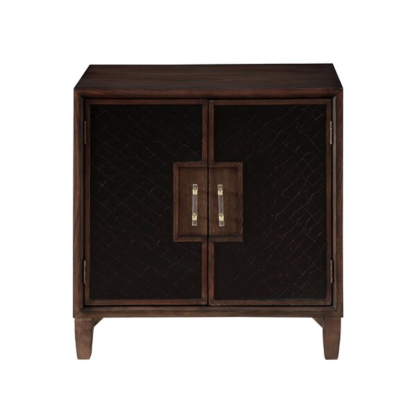 Siems 2 Door Accent Cabinet by World Menagerie