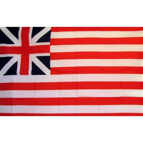 Grand Union Historical Traditional Flag by NeoPlex