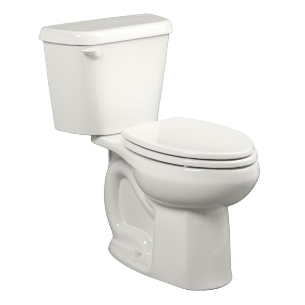Colony HET 1.28 GPF Elongated Two-Piece Toilet by American Standard
