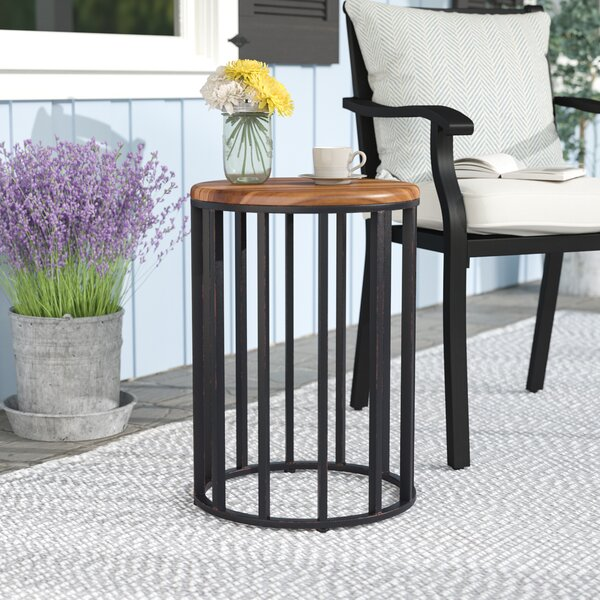Cabo Side Table by Gracie Oaks