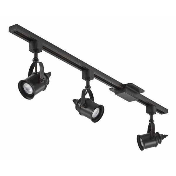 3-Light LED Track Kit by Lithonia Lighting