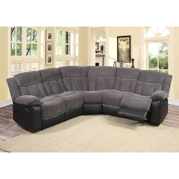 Koster Reclining Sectional by Red Barrel Studio