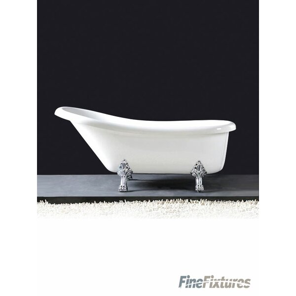 Freestanding 29 x 63 Bathtub by Fine Fixtures