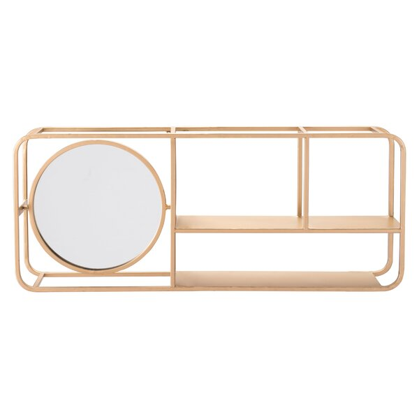Daigre Mirror Accent Shelf by Corrigan Studio