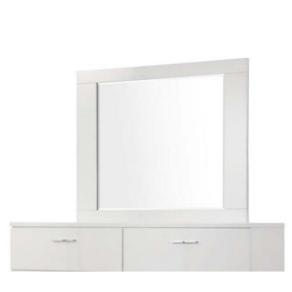 Gibby Rectangular Dresser Mirror by Orren Ellis