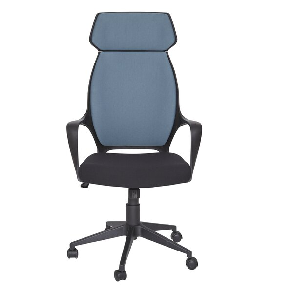Morton Track High Back Office Chair by Ebern Designs