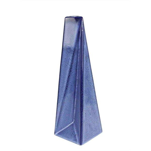 Wobana Uniquely Shaped Designed Ceramic Table Vase by Brayden Studio