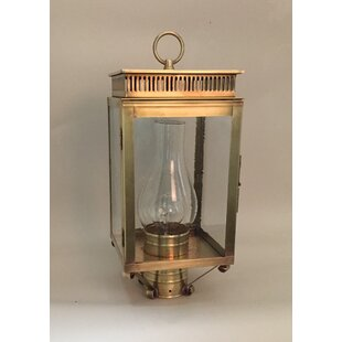 Buy clear 1800 Series 1-Light Lantern Head By Brass Traditions