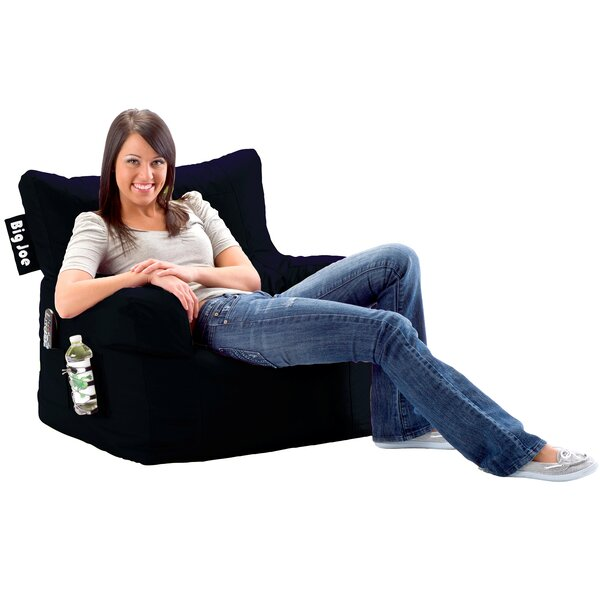 Big Joe Dorm Personalized Bean Bag Chair by Comfort Research